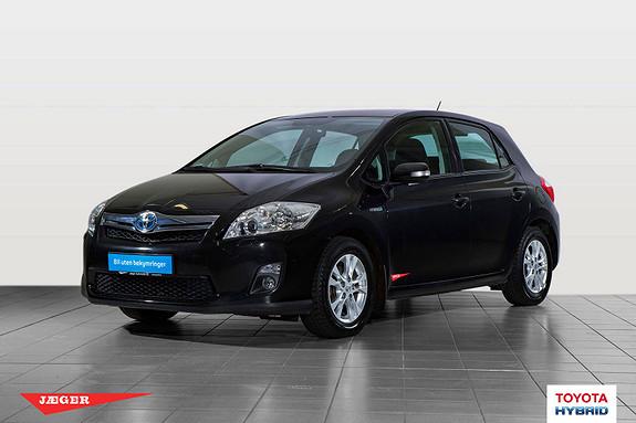 Toyota Auris 1,8 Hybrid Advance HSD  2012, 47000 km, kr 135000,-