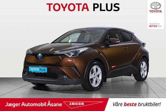 Toyota C-HR 1,8i Hybrid Supreme Tech  2018, 46600 km, kr 329000,-