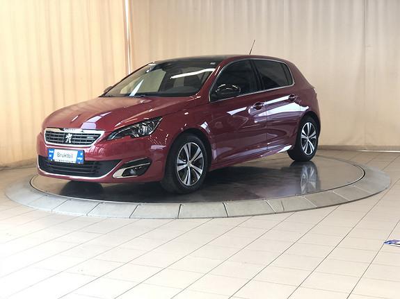 Peugeot 308 1,6 BlueHDi 120hk GT Line aut  2016, 34000 km, kr 224900,-