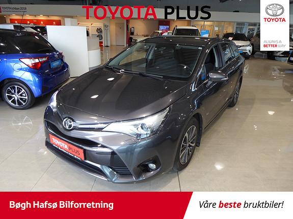 Toyota Avensis Touring Sports 1,6 D-4D Active m/DAB+ og Navi  2016, 56400 km, kr 239000,-