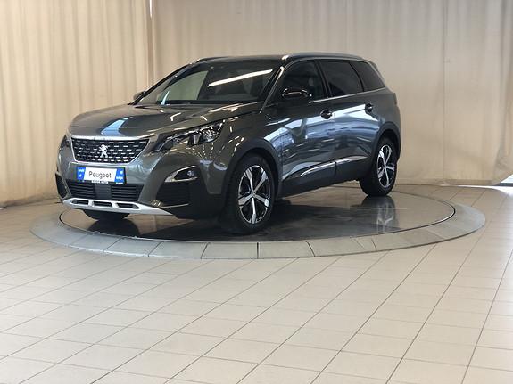 Peugeot 5008 GT Line 1,6 THP 165hk aut  2018, 9500 km, kr 469000,-