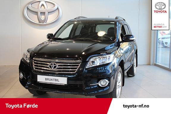 Toyota RAV4 2,2 D-4D Vanguard Executive Lav km  2012, 48069 km, kr 219000,-