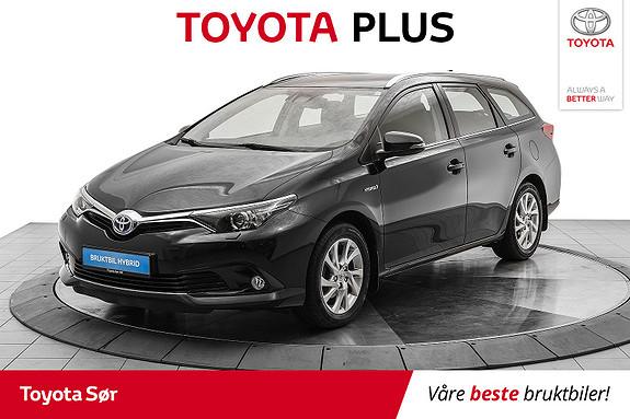 Toyota Auris 1,8 Hybrid E-CVT Active+  2016, 45000 km, kr 219000,-