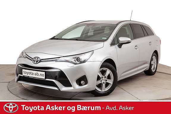 Toyota Avensis Touring Sports 1,8 Active M-drive 7S  2016, 46667 km, kr 269000,-