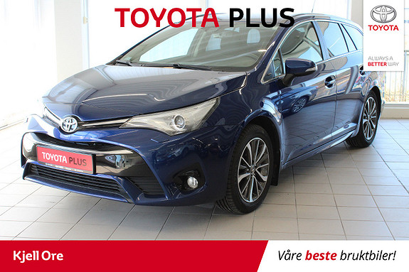 Toyota Avensis Touring Sports 1,8 Active M-drive 7S TOYOTA PLUS  2016, 46371 km, kr 259000,-