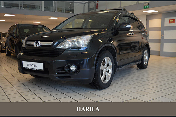 Honda CR-V 2,2 Executive  2007, 194 390 km, kr 99 000,-