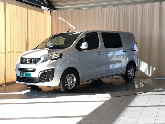 Peugeot Expert Mester 2,0 BlueHDi 120hk L2  2018, 100 km