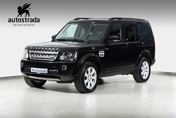 Land Rover Discovery 3.0  TDV6  HSE 256 HK