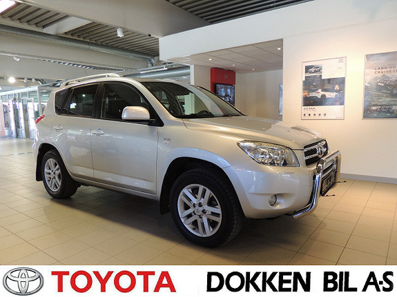 Toyota RAV4 2,2 D-4D 136hk DPF Cross Sport  2008, 126195 km, kr 119000,-