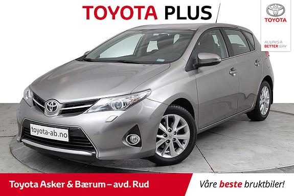 Toyota Auris 1,6 Valvematic Active  2014, 53745 km, kr 129000,-