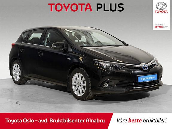 Toyota Auris 1,8 Hybrid E-CVT Active S Tilhengerfeste,  2016, 48534 km, kr 209900,-