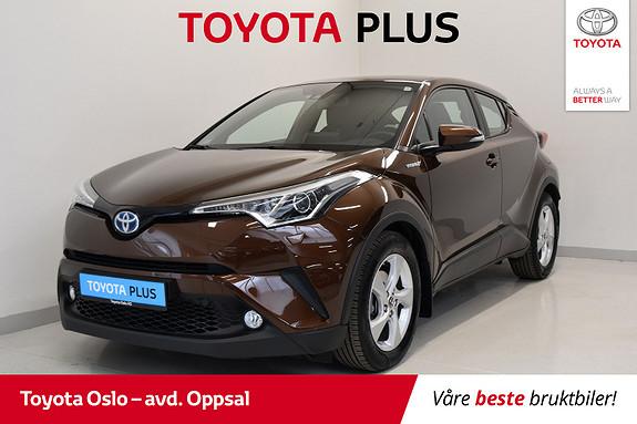 Toyota C-HR 1,8i Hybrid Active , Hengerfeste  2017, 27188 km, kr 269900,-