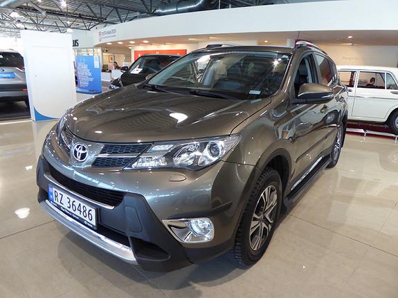 Toyota RAV4 2,0 4WD Multidrive S Executive m/DAB+ og Navi  2013, 69160 km, kr 289000,-