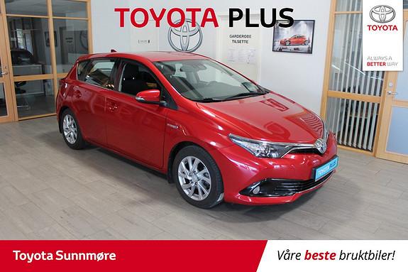 Toyota Auris 1,8 Hybrid E-CVT Active **AUTOMAT**NAVIGASJON**RYGGEKAM  2017, 52000 km, kr 219000,-
