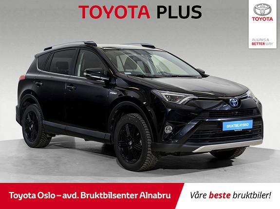 Toyota RAV4 Hybrid AWD Executive Toppmodell  2018, 8293 km, kr 469900,-