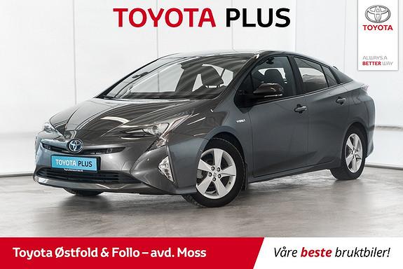 Toyota Prius 1,8 VVT-i Hybrid Executive / SERVICE TATT / MYE UTSTYR  2016, 60900 km, kr 228000,-
