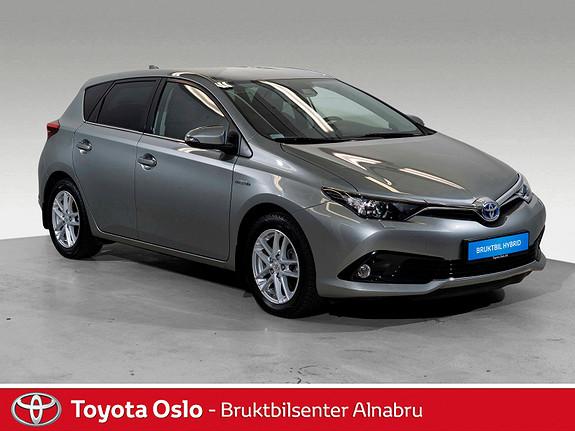 Toyota Auris 1,8 Hybrid E-CVT Active Sport  2017, 30214 km, kr 234900,-