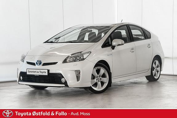 Toyota Prius 1,8 VVT-i Hybrid Advance / NAVI / CRUISE / RYGGEKAMERA  2012, 99400 km, kr 149000,-