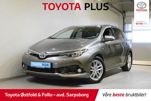 Toyota Auris 1,8 Hybrid E-CVT Active Sport  2018, 44100 km, kr 248000,-