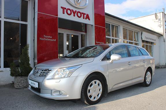Toyota Avensis 1.6 VVT-i Advance  2010, 142500 km, kr 99900,-