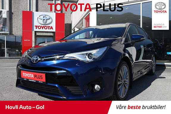 Toyota Avensis Touring Sports 1,8 Active Style M-drive 7S Tectylert  2016, 42 883 km, kr 269 900,-