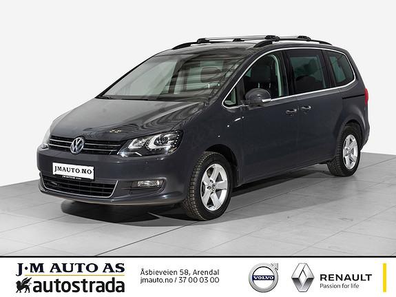 Volkswagen Sharan 2,0 140 TDI BMT 4Motion Comfortline