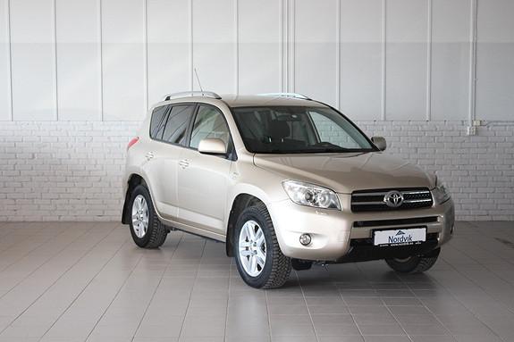 Toyota RAV4 2,2 D-4D 136hk DPF Cross Sport  2009, 147579 km, kr 139000,-