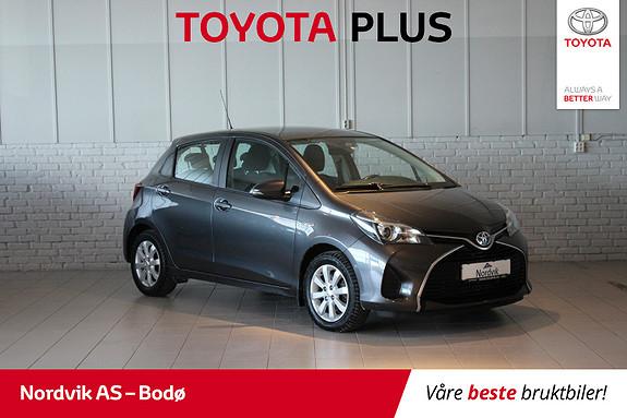 Toyota Yaris 1,5 Hybrid Active e-CVT  2014, 79875 km, kr 149000,-