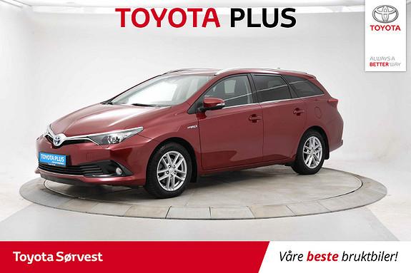 Toyota Auris Touring Sports 1,8 Hybrid Active+  2017, 35791 km, kr 239000,-