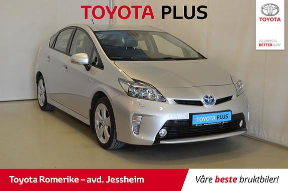 Toyota Prius Plug-in Hybrid 1,8 VVT-i Hybrid Executive 1 Eier, Lav km, service ok  2015, 29836 km, kr 229000,-