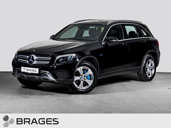 Mercedes-Benz GLC 350e 4MATIC aut AdaptivCruise, DAB+, R.kamera  2017, 31200 km, kr 529000,-