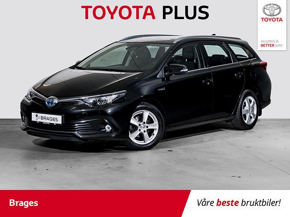Toyota Auris Touring Sport ACTIVE S Navigasjon, DAB+, Ryggekamera, BT  2017, 45300 km, kr 219000,-