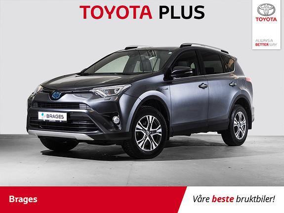 Toyota RAV4 Hybrid 2WD Active Style Navi, AdapCruise, El.sete, DAB+  2016, 50900 km, kr 329000,-