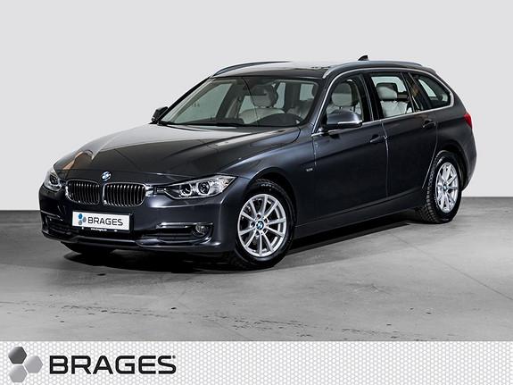 BMW 3-serie 316i Touring aut Pano, Krok, Skinn, Dab+, Comfort Access++  2015, 86000 km, kr 249000,-