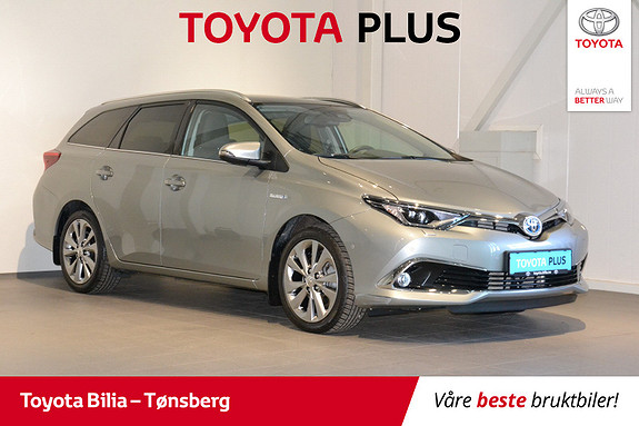 Toyota Auris Touring Sports 1,8 Hybrid Executive  2018, 14 700 km, kr 309 000,-
