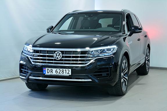 Volkswagen Touareg 286 TDI V6  2018, 2050 km