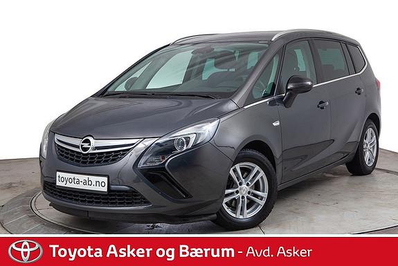 Opel Zafira Tourer 1,4T 140hk 7seter Cosmo HENGEFESTE  2016, 63300 km, kr 245000,-