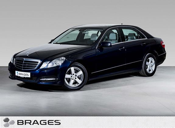 Mercedes-Benz E-Klasse E220 CDI Avantgarde aut. Navi, Krok, P.sens, DAB+, Skinn  2013, 105299 km, kr 249000,-