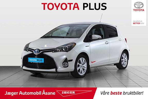Toyota Yaris 1,5 Hybrid Style e-CVT  2015, 48000 km, kr 179000,-