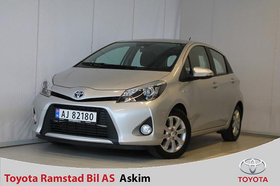 Toyota Yaris 1,5 Hybrid Active e-CVT  2014, 56900 km, kr 135000,-
