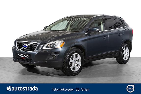 Volvo XC 60 2,4 D AWD Summum aut Hengerfeste/Parkeringsvarmer  2010, 129354 km, kr 239000,-