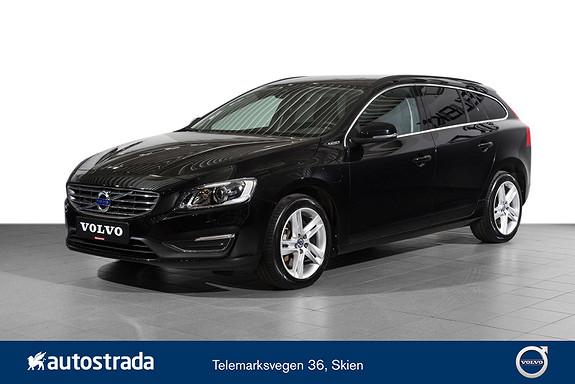 Volvo V60 D5 Momentum Twin Engine Volvo On Call, Navi, Ryggekam  2017, 32323 km, kr 359000,-