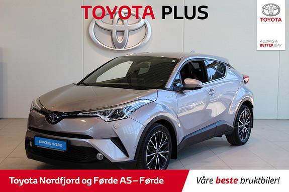 Toyota C-HR 1,8 WT-i Hybrid Supreme  2017, 44495 km, kr 289000,-