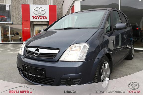 Opel Meriva 1,3 CDTI Enjoy EU godkjent 2021 / Nye bremser  2007, 132891 km, kr 49900,-