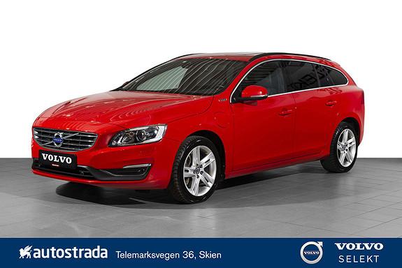 Volvo V60 D5 Momentum Twin Engine , Soltak, Navigasjon, DAB+