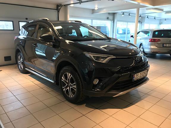 Toyota RAV4 Executive Hybrid  2016, 30700 km, kr 380000,-