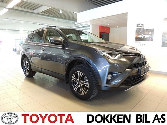 Toyota RAV4 Hybrid AWD Executive Tectylert  2018, 11200 km, kr 459000,-