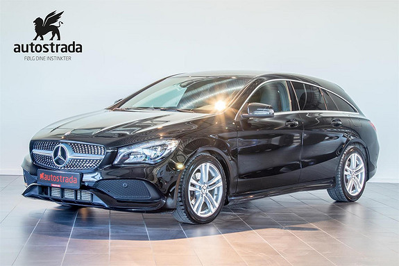 Mercedes-Benz CLA 200 D  AMG/Burmeister/DAB++++