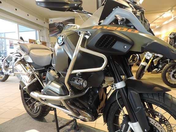 Bilbilde: BMW R1200 GS Adventure