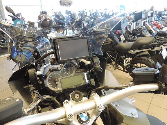 Bilbilde: BMW R1200 GS Adventure